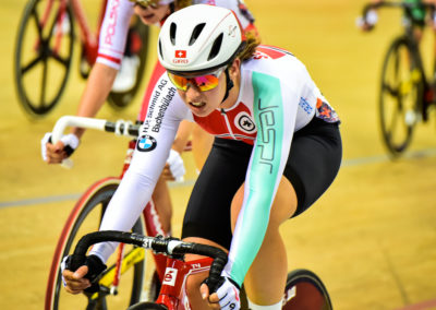 METTRAUX Lena: UEC European Championships 2018 – Track Cycling