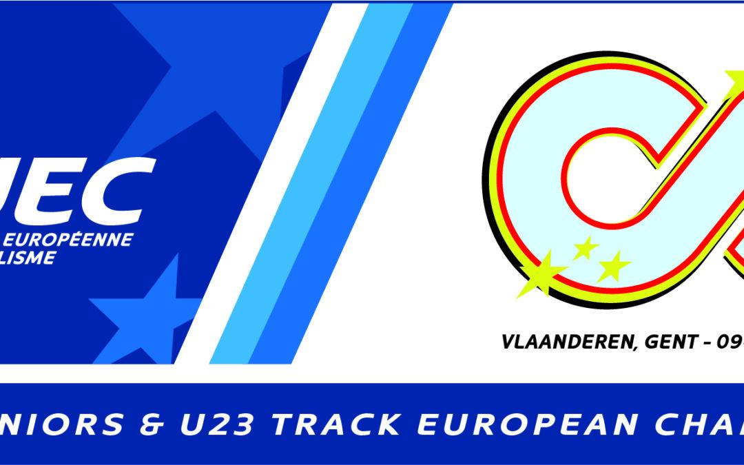 Championnats d'Europe U23 – Gand (Belgique)